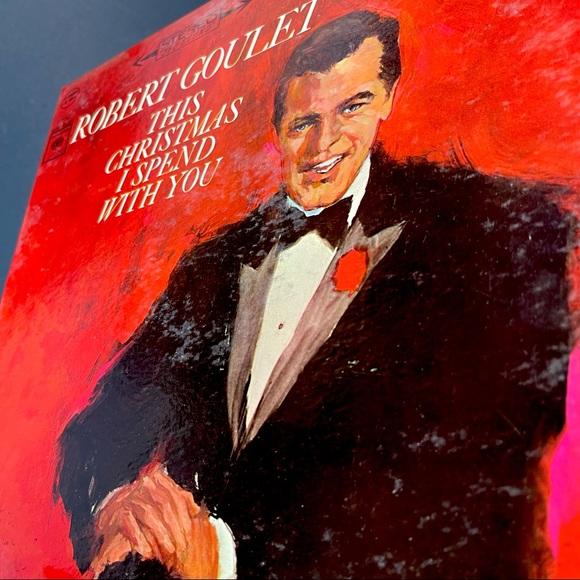 vintage 1967 robert goulet album